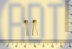 28. Светодиоды АЛ103, желтые