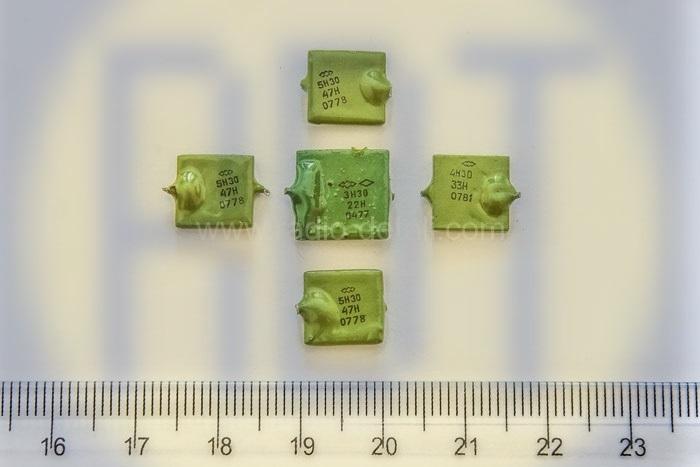 5. КМ зеленые Н30