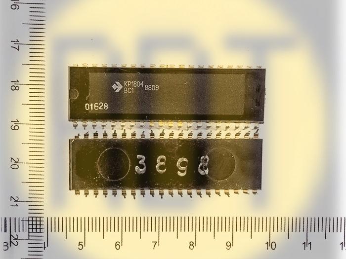 85. DIP пластмасса память 40 ног