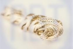 24. Оплетка от посеребренных кабелей
