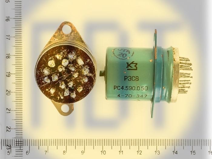 44. РЭС-8 (050) с 06.66 г.в. по 10.71 г.в.