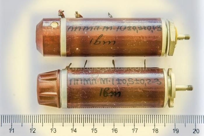 29. ППМЛ-М-1, 2, 5, 10, 20, 40 (маркировка от руки черной краской)