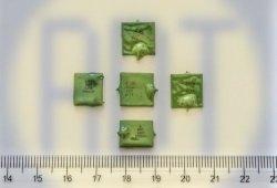 КМ зеленые 5Н30 68Н