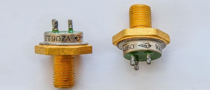 Транзисторы, назначение, применение