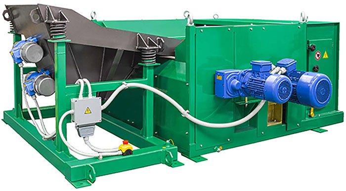Електростатичний сепаратор